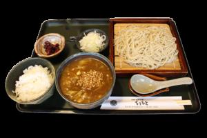 カレーつけ麺の写真